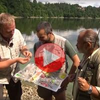 VIDEO: Chytáme se smáčky s Rudou Hrušínským