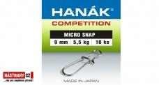 Mikrokarabinka Hanák 9 mm, 5,5 kg - 10 ks
