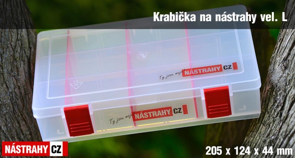 ZDARMA Krabička NÁSTRAHY.cz (69,-) L - obj. nad 700,- Kč