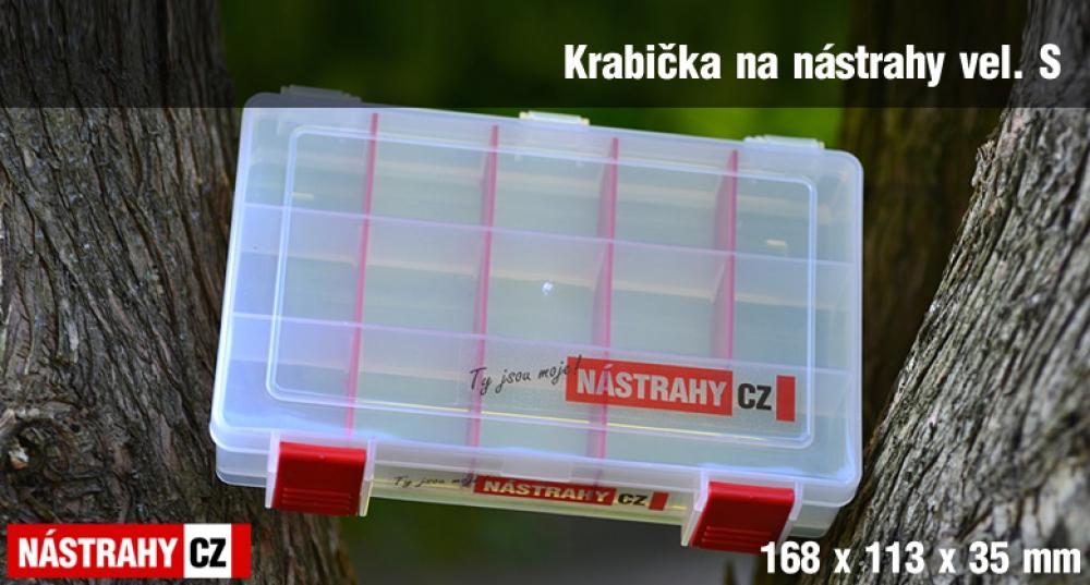 ZDARMA Krabička NÁSTRAHY.cz (59,-) S - obj. nad 900,- Kč