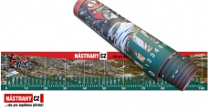 Měřící foto podložka RedBASS - 99,- nebo 129,-, zdarma k obj. nad 1000,- Kč