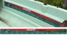 Lodní nalepovací metr 125 cm RedBASS