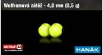 Wolframová hlavička 4,0 - fluo - 5 ks
