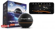 Nahazovací sonar Deeper Fishfinder Pro