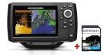 Humminbird HELIX 5x CHIRP DI GPS G2 + karta AUTOCHART ZDARMA