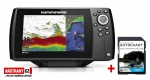 Hummimbird HELIX 7 CHIRP GPS G3N + karta AUTOCHART ZDARMA