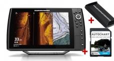 Humminbird HELIX 12x CHIRP MSI+ GPS G4N + karta AUTOCHART A KRYT ZDARMA