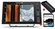 Humminbird SOLIX 12 CHIRP MSI+ GPS G3 + karta AUTOCHART ZDARMA