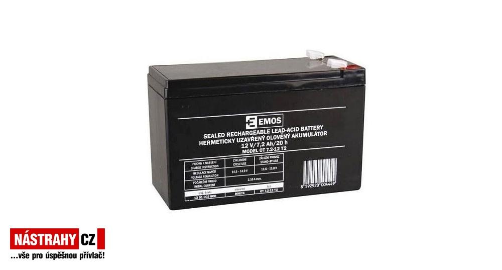 Akumulátor FG1270-12V/7Ah