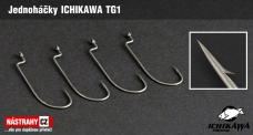 Offsetový jednoháček ICHIKAWA TEFLON TG1