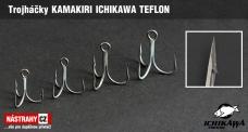 Trojháček KAMAKIRI ICHIKAWA TEFLON
