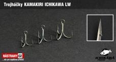 Trojháček KAMAKIRI ICHIKAWA TEFLON LW