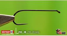 BL háček RedBass Competition
