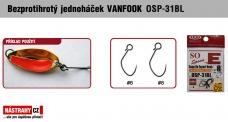 Bezprotihrotý jednoháček na plandavky VANFOOK OSP-31BL