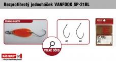 Bezprotihrotý jednoháček VANFOOK SP-21BL