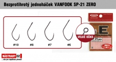 Bezprotihrotý jednoháček VANFOOK SP-21 ZERO