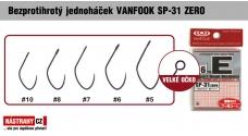 Bezprotihrotý jednoháček VANFOOK SP-31 ZERO