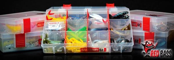 Zvýhodněné sady na cílové ryby a dárkové poukazy