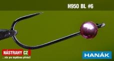 Wolfram BL jig H950 #6, 5ks
