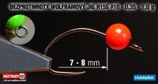Wolfram BL jig H15S #10, 5ks