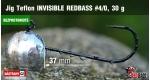 BL Jig Teflon Invisible #4/0 - 30 g, 5 ks +6 Kč