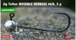 BL Jig Teflon Invisible #4/0 - 5 g, 5 ks