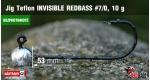 BL Jig Teflon Invisible #7/0 - 10 g, 5 ks