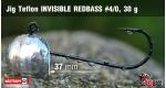 Jig Teflon Invisible #4/0 - 5 ks, 30 g +6 Kč
