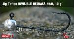 Jig Teflon Invisible #5/0 - 5 ks, 10 g
