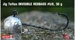 Jig Teflon Invisible #5/0 - 5 ks, 30 g +6 Kč