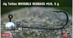 Jig Teflon Invisible #5/0 - 5 ks, 5 g