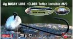 RUGBY - Lure holder #5/0, 20 g, 5 ks +4 Kč