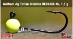 Wolfram Teflon #6, FLUO, 1,5 g, 5 ks