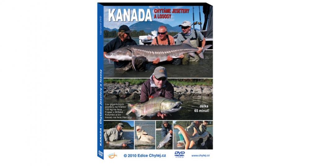 DVD Kanada - 65 minut
