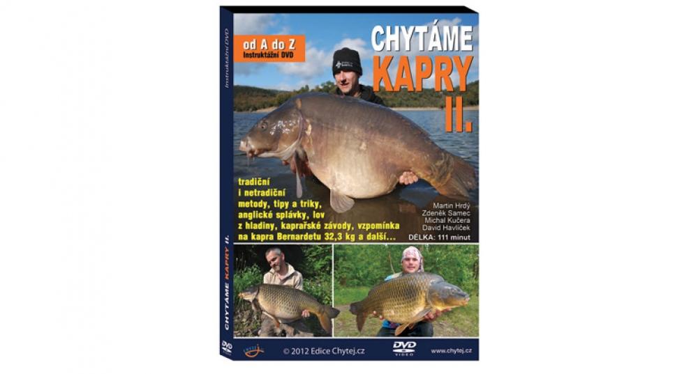 DVD CHYTÁME KAPRY II. - délka 111 minut