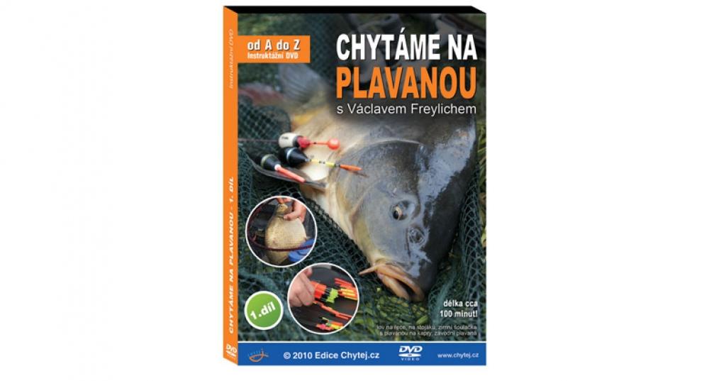 DVD CHYTÁME NA PLAVANOU 1. 125 minut