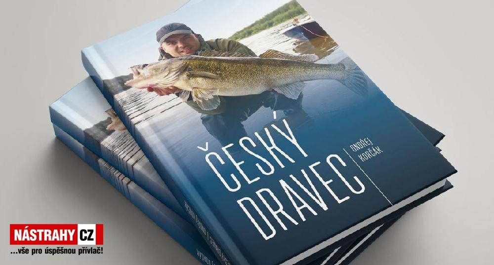 Kniha Český dravec