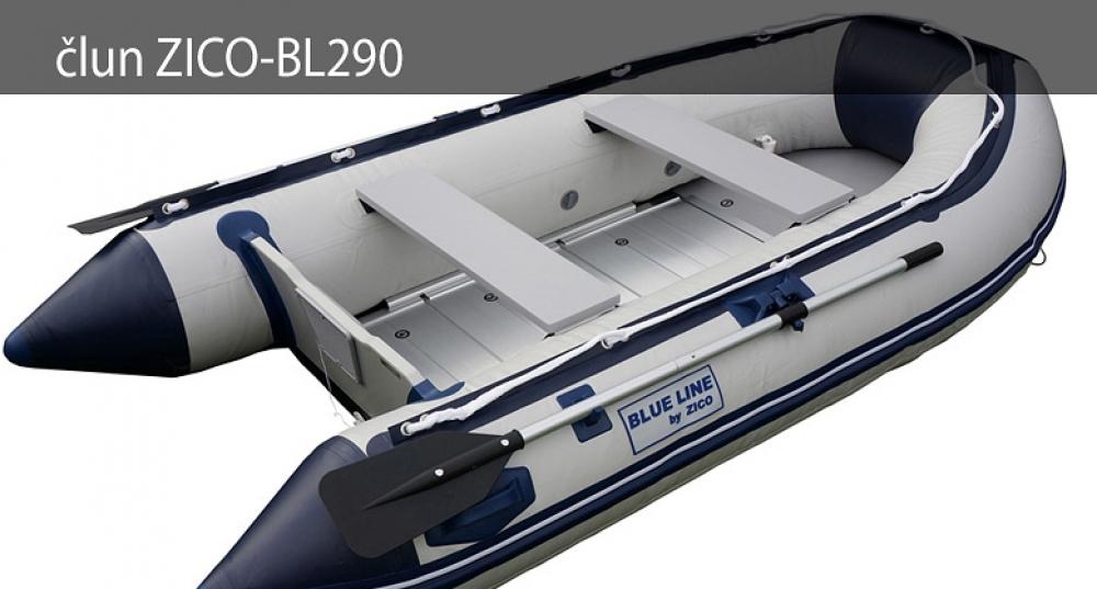 Člun ZICO BL290