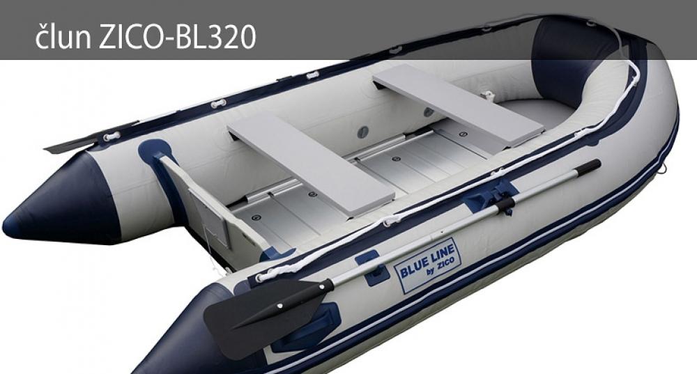 Člun ZICO BL320
