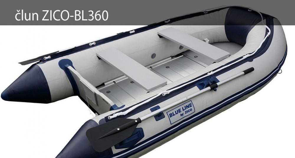 Člun ZICO BL360