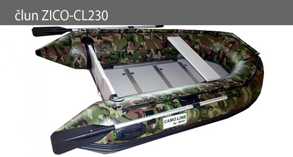 Člun ZICO CL230