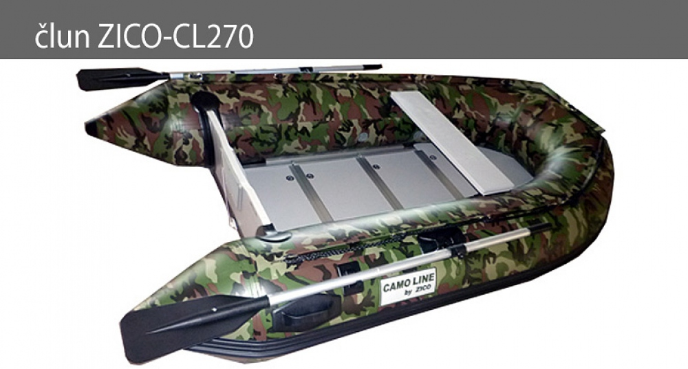 Člun ZICO CL270