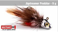 Jigstreamer Predátor 9 g