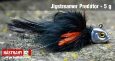 Jigstreamer Predátor 5 g