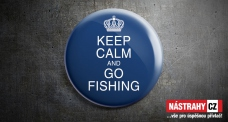 Placka: Keep Calm and Go Fishing