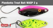Plandavka Trout Bait - WASP 2,0 g