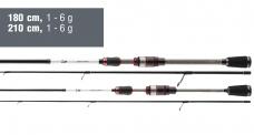 NOVINKA 2020 - Přívlačový prut Daiwa Silver Creek UL Fast Spoon
