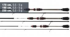 NOVINKA 2020 - Přívlačový prut Daiwa Silver Creek UL Spoon