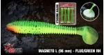 BLISTR 4 ks - FLUO/GREEN RH - UV COLOR +69 Kč