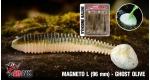 BLISTR 4 ks Magneto L - GHOST OLIVE +50 Kč